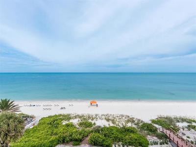 Condo/Townhouse For Sale: 9375 Gulf Shore Dr #602