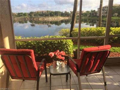 Naples Condo/Townhouse For Sale: 7525 Stoneybrook Dr #916