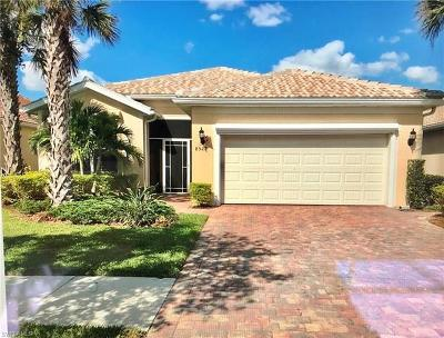 Naples Single Family Home For Sale: 8527 Benelli Ct