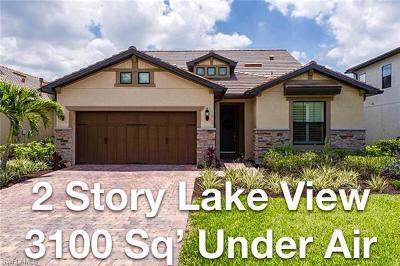 Collier County Single Family Home For Sale: 16177 Borelle Cir