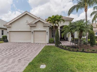 Collier County Single Family Home For Sale: 15961 Paseo Ln