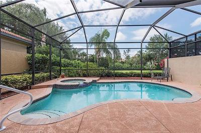 Collier County Condo/Townhouse For Sale: 8546 Chase Preserve Dr