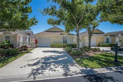 Naples Single Family Home For Sale: 14928 Sterling Oaks Dr