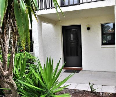 Collier County, Lee County Condo/Townhouse For Sale: 4258 27th Ct SW #105
