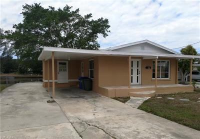 Naples Single Family Home For Sale: 507 13th St N