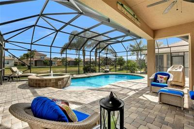 Naples Single Family Home For Sale: 6483 Marbella Dr