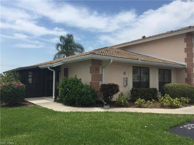 Marco Island Condo/Townhouse For Sale: 105 Clyburn St #D-1