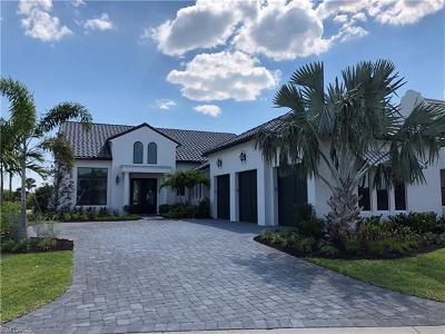 Naples Single Family Home For Sale: 3281 Ibiza Lane