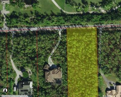 Naples Residential Lots & Land For Sale: 7020 Daniels Rd