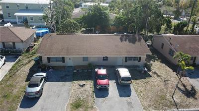 Goodland, Marco Island, Naples, Fort Myers, Lee Multi Family Home For Sale: 4550 Boabadilla St