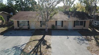 Goodland, Marco Island, Naples, Fort Myers, Lee Multi Family Home For Sale: 4538 Boabadilla St