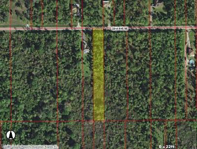Naples Residential Lots & Land For Sale: 4290 22nd Ave SE