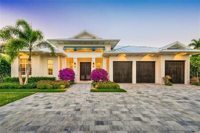 Naples FL Single Family Home For Sale: $4,099,000