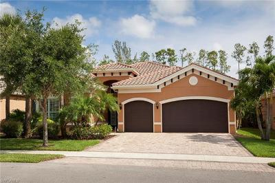 Naples Single Family Home For Sale: 6593 Marbella Ln