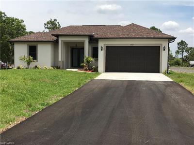 Golden Gate Estates Single Family Home For Sale: 3645 56th Ave NE