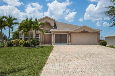 Cape Coral Single Family Home For Sale: 106 SW 33rd Ave