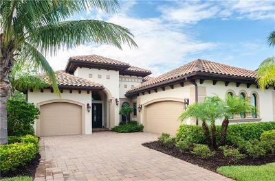 Naples Single Family Home For Sale: 7513 Lantana Cir