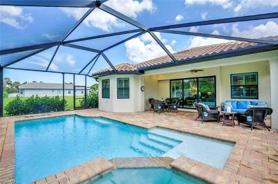 Naples Single Family Home For Sale: 10039 Florence Cir