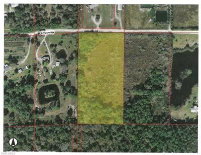 Naples Residential Lots & Land For Sale: 0000 Limpkin Rd