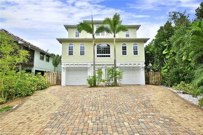 Naples Single Family Home For Sale: 730 Pan Am Ave