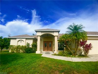 Cape Coral Single Family Home For Sale: 4510 SW 6th Ave