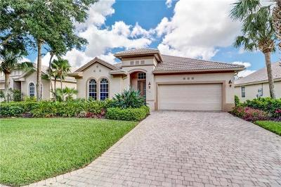 Estero Single Family Home For Sale: 9319 Oak Strand Dr