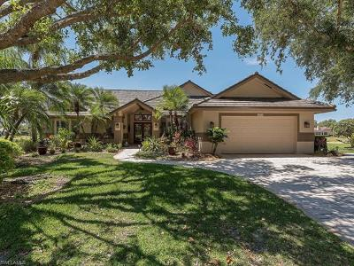 Naples Single Family Home For Sale: 4896 Least Tern Ct