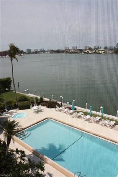 Marco Island Condo/Townhouse For Sale: 838 W Elkcam Cir #408
