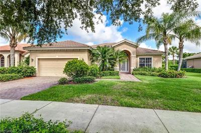 Naples Single Family Home For Sale: 8860 Mustang Island Cir