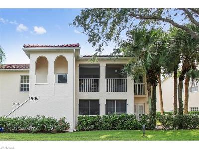 Naples Condo/Townhouse For Sale: 106 Siena Way #1502