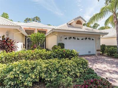 Naples Condo/Townhouse For Sale: 780 Wiggins Bay Dr #18R