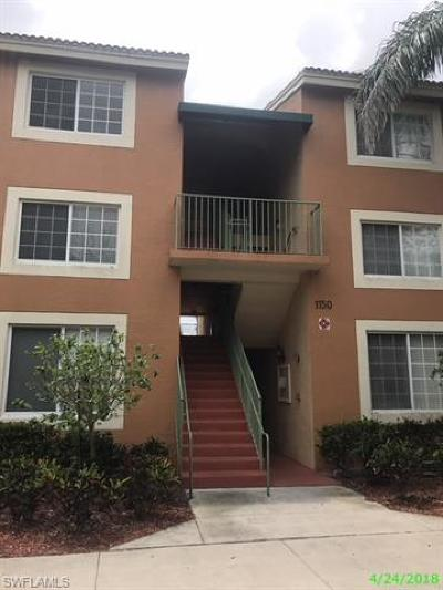 Collier County, Lee County Condo/Townhouse For Sale: 1150 Wildwood Lakes Blvd #8-303