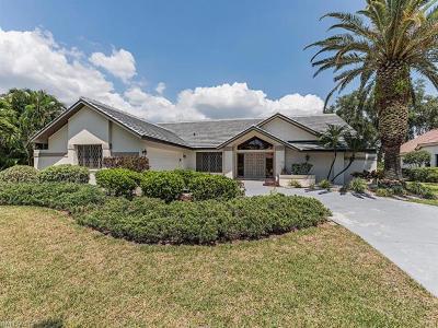 Bonita Springs Single Family Home Pending With Contingencies: 28389 Sombrero Dr