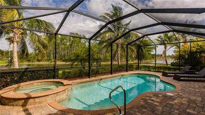 Naples FL Single Family Home Pending With Contingencies: $789,900