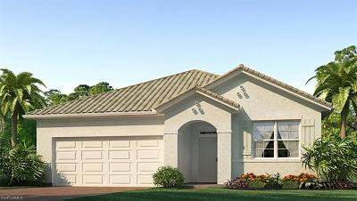 Fort Myers Single Family Home For Sale: 3287 Birchin Ln