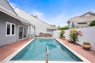 Naples FL Single Family Home For Sale: $1,100,000