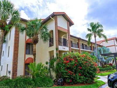 Naples Condo/Townhouse For Sale: 7300 Coventry Ct #601