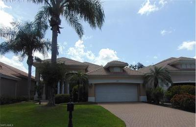 Collier County, Lee County Single Family Home For Sale: 884 Villa Florenza Dr