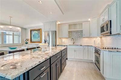 Naples Condo/Townhouse For Sale: 9375 Gulf Shore Dr #601
