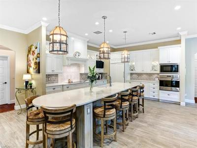 Naples Single Family Home Pending With Contingencies: 2127 Mission Dr