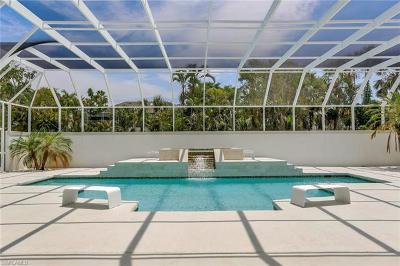Marco Island Single Family Home For Sale: 621 S Barfield Dr