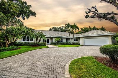 Naples FL Single Family Home For Sale: $2,149,000