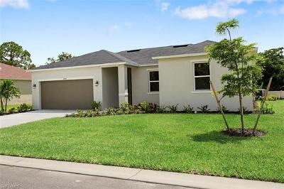 Fort Myers Single Family Home For Sale: 6434 Estero Bay Dr
