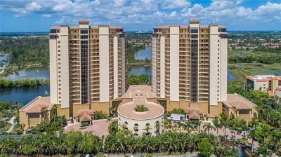 Fort Myers Condo/Townhouse Pending With Contingencies: 14300 Riva Del Lago Dr #1205