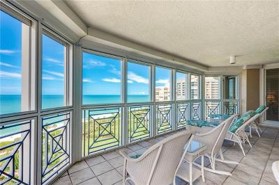 Condo/Townhouse Sold: 4021 Gulf Shore Blvd N #1101