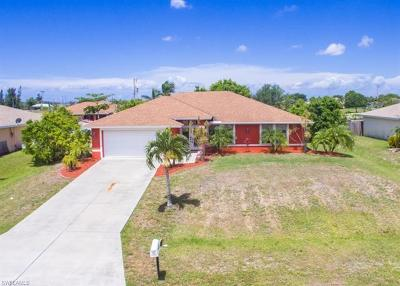 Cape Coral Single Family Home For Sale: 1106 NE 2nd Pl