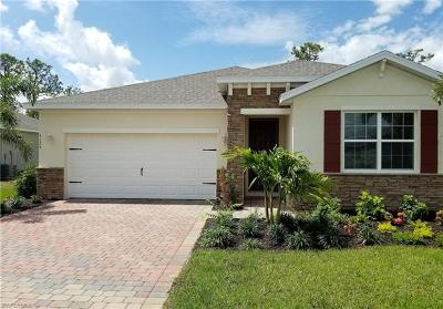 Cape Coral Single Family Home For Sale: 3129 Amadora Cir