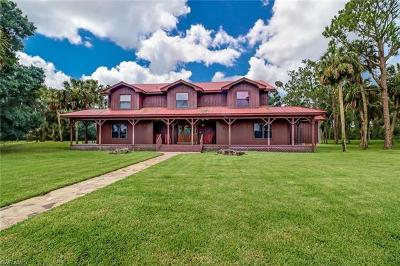Immokalee Single Family Home For Sale: 6062 State Rd 29