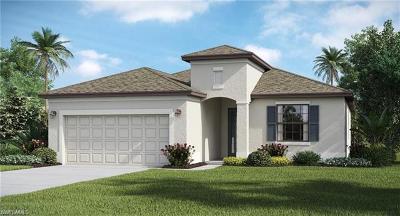 Fort Myers Single Family Home For Sale: 14390 Vindel Cir
