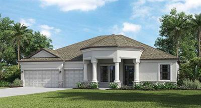 Fort Myers Single Family Home For Sale: 14190 Mindello Drive